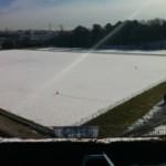 2012年フロンターレ練習始動。