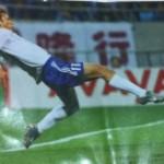 日韓ワールドカップ日本対ベルギー戦から10年。