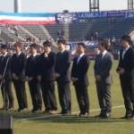 波戸康広さんの引退試合取材〜谷川浩司会長からまさかのお言葉。