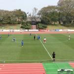スフィーダ世田谷対JAPANサッカーカレッジレディース戦に行って来たぞ。