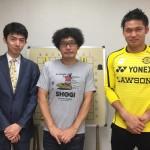 サッカー×将棋対談〜中村航輔選手と中村太地六段が語る「勝負師論」。